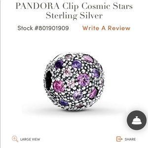 Pandora Cosmic Stars Clip